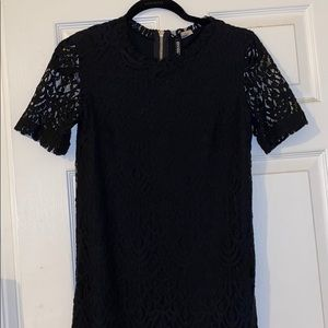 Black lace dress in great conditions